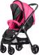 Детская прогулочная коляска Carrello Eclipse CRL-12001 (rose red) -
