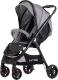 Детская прогулочная коляска Carrello Eclipse CRL-12001 (silver grey) -
