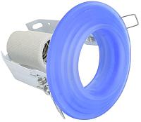 Точечный светильник ETP R 50G (голубой) -