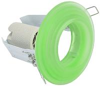 Точечный светильник ETP R 50G (зеленый) -