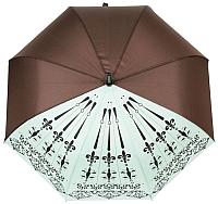 Зонт-трость Gimpel MD-14 (зеленый/коричневый) -