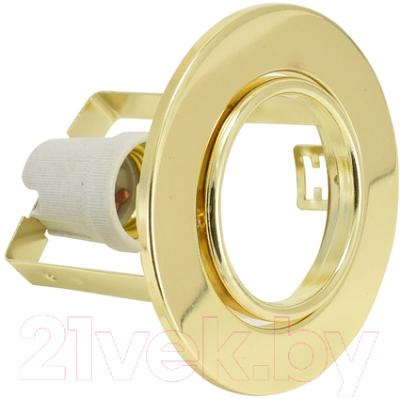 Точечный светильник ETP R 63Т (золото)