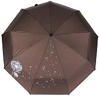 Зонт складной Капялюш 17С3-00205 (коричневый) -