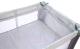 Кровать-манеж Carrello Piccolo CRL-9201/1 (ash grey) -