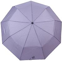 Зонт складной Капелюш 1490 (серый) -