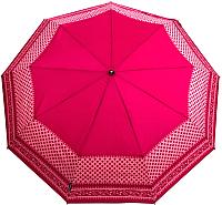Зонт складной Капелюш 1480 (розовый) -