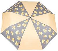 Зонт складной Капелюш 1420 (желтый) -