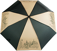 Зонт складной Капелюш 15115 (зеленый) -