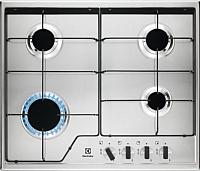 Газовая варочная панель Electrolux GPE262MX -