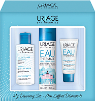 Набор косметики для лица Uriage My Discovery Set -