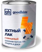 Лак яхтный GoodHim Texture 999 алкидный (глянцевый, 800мл) -