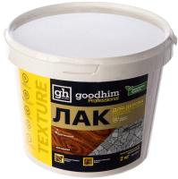 Лак GoodHim Texture 100 пропитывающий для дерева и минеральных поверхностей (полуглянцевый, 2кг) -