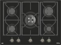Газовая варочная панель Korting HGG 7987 CTN FLC -