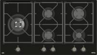 Газовая варочная панель Korting HGG 9987 CTN FLC -