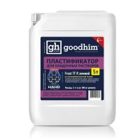 Пластификатор GoodHim Frost TF R Для кладочных растворов (зимний, 5л) -