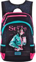Школьный рюкзак Across 21-GL2020-3 -