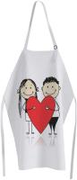 Кухонный фартук JoyArty Любовь на двоих / ap-91937 -