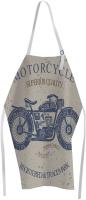 Кухонный фартук JoyArty Мотоцикл и надписи / ap-28126 -