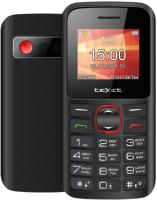 Мобильный телефон Texet TM-B315 (черный) -