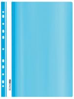 Папка для бумаг Economix E31510-82 (пастельный голубой) -