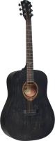 Акустическая гитара Flight D-145 BK -