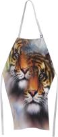 Кухонный фартук JoyArty Иллюзорные тигры / ap-16492 -