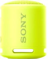 Портативная колонка Sony SRS-XB13Y (желтый) -
