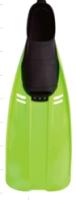 Ласты Atemi 204 (M, зеленый) -