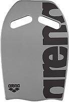 Доска для плавания ARENA Kickboard 95275 50 (серебристый) -