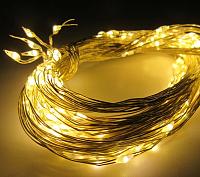 Светодиодная гирлянда Green Year SYCLA-18019 (1.8м, тепло-желтый) -