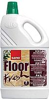 Чистящее средство для пола Sano Floor Fresh Concentrated Passiflora 4 в 1 (1л) -