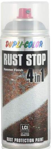 Купить Краска Dupli Color, Rust Stop 868436 (400мл, серебристый металлик), Германия, серебряный металлик