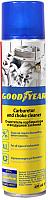 Очиститель двигателя Goodyear Очиститель карбюратора и воздушной заслонки / GY000705 (400мл) -