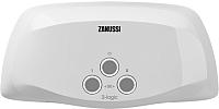 Проточныйводонагреватель Zanussi 3-logic 5.5 S (с душем) -