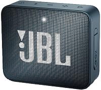 Портативная колонка JBL Go 2 (темно-синий) -