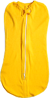 Пеленка-кокон детская Bambola 455Б (желтый) -