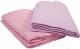 Одеяло детское Bambola Горошки 110x140 (для девочки) -