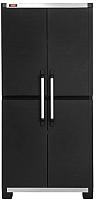 Шкаф уличный Keter XL Pro Tall Utility / 235031 (черный) -