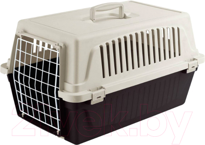 Переноска для животных Ferplast Atlas 10 / 73007199 (черный, без аксессуаров)