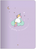 Записная книжка Be Smart Magic / N1437 (фиолетовый) -