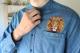 Набор для вышивания М.П.Студия Царь бездорожья / В-258М -