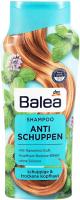 Шампунь для волос Balea Anti Schuppen против перхоти (300мл) -