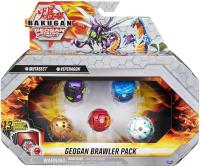 Игровой набор Spin Master Bakugan Сражение с геоганами / 6061239 -