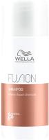 Шампунь для волос Wella Professionals Fusion Интенсивный восстанавливающий (50мл) -