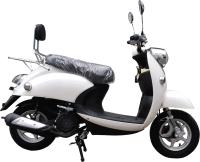 Скутер Vento Retro (белый) -