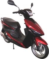 Скутер Racer Neo RC50QT-3X (красный) -