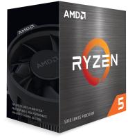 Процессор AMD Ryzen 5 5600X AM4 Box / 100-100000065BOX -