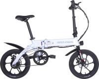 Электровелосипед HIPER Engine BL140 (белый жемчуг) -