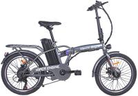 Электровелосипед HIPER HE-BF200 (металлик) -