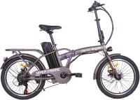 Электровелосипед HIPER HE-BF200 (коричневый металлик) -
